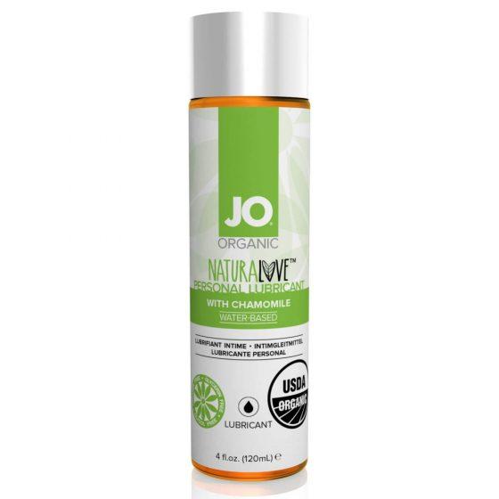 JO Organic heřmánku - lubrikant na bázi vody (120ml)