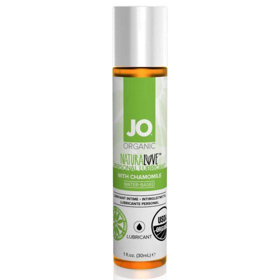 JO Organic heřmánku - lubrikant na bázi vody (30ml)