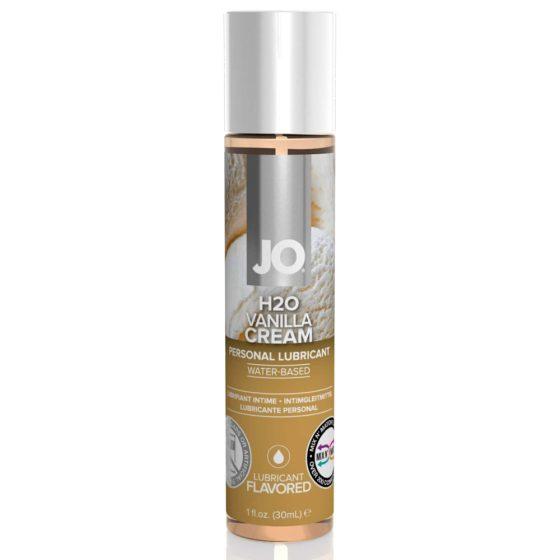 JO H2O vanilka - lubrikant na bázi vody (30ml)
