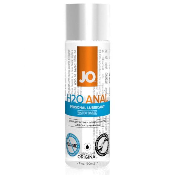 JO H2O Anal Original - anální lubrikační gel na bázi vody (60ml)