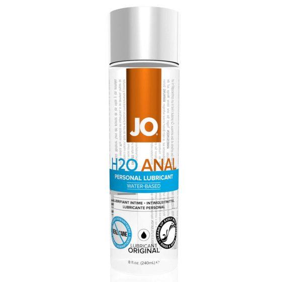 JO H2O Anal Original - anální lubrikační gel na bázi vody (240ml)