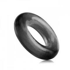 Screaming O RingO's - silikonový kroužek na penis (černý)