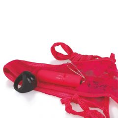 The Screaming O - Remote Control Panty Vibe Red