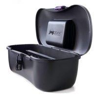 JOYBOXXX – hygienický skladovací box (čierny)