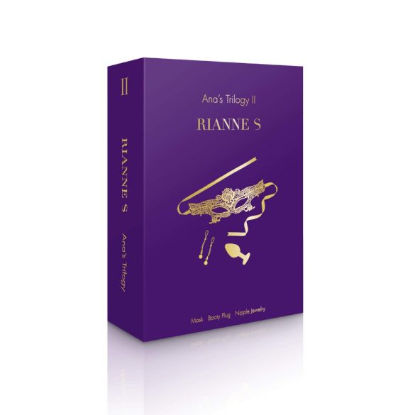 RIANNE S - ANA S TRILOGY SET II