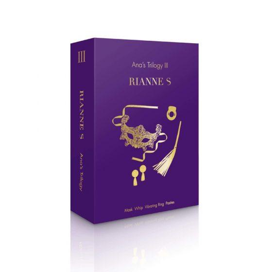 Rianne S Ana's Trilogy II - sada smyslné erotiky (4 dílná)