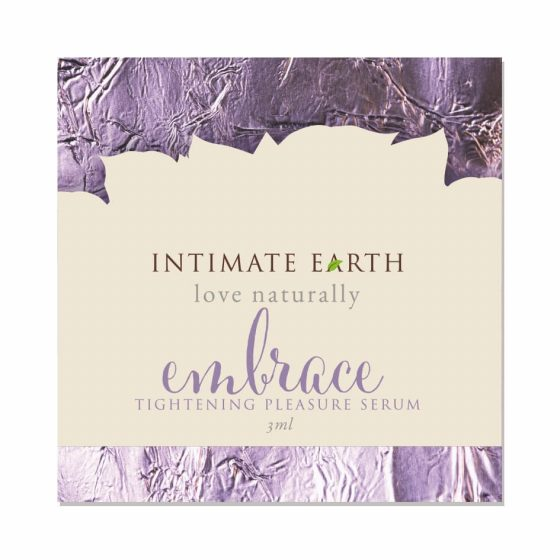Intimate Earth Embrace - zpevňující vaginální gel (3ml)