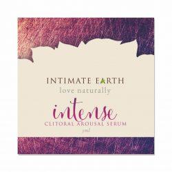 Intimate Earth Intense – intímny gél pre ženy (3ml)