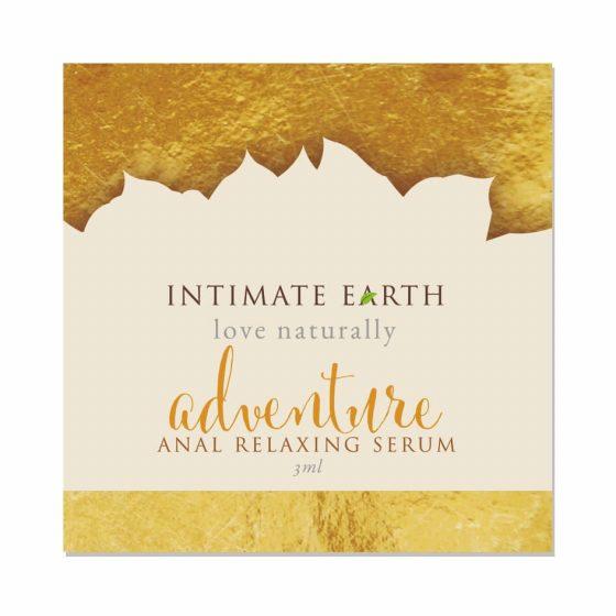 Intimate Earth Adventure - ošetřující anální sérum (3 ml)