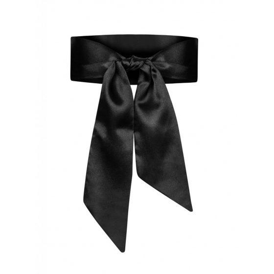 Obsessive Blindfold - bondage šál (černý)