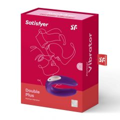 Satisfyer Partner Plus Couples - fialový