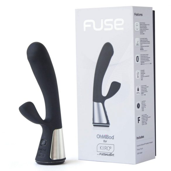 KIIROO - OHMIBOD FUSE FOR KIIROO BLACK