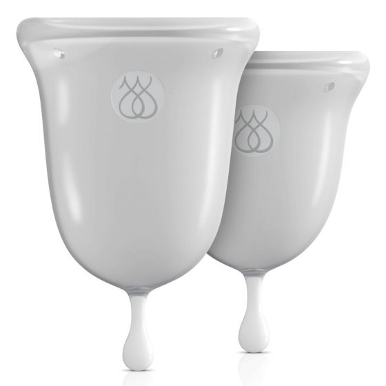 Jimmyjane - Intimate Care Menstrual Cups Clear
