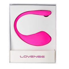 Lovense lush 3 - nabíjecí smart vibrační vajíčko (růžové)