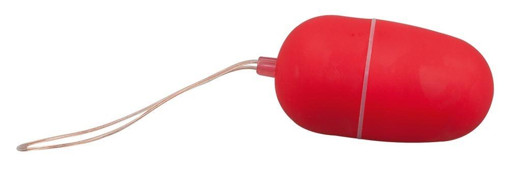 You2Toys Lust Control Red - bezdrátové vibračné vajíčko