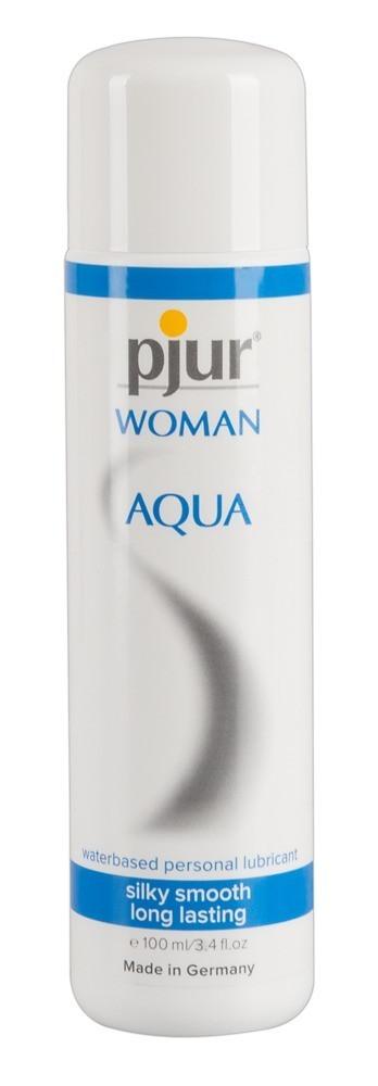 pjur Woman Aqua lubrikační gel 100 ml