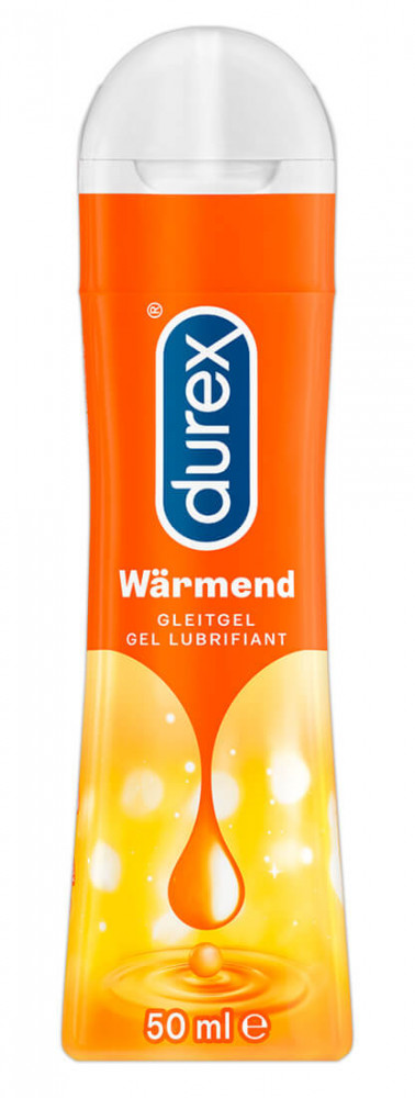 Durex Play Warming - lubrikační gel s hřejivým účinkem - 50ml