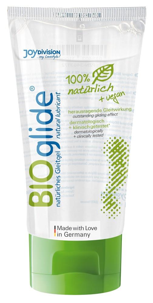 JoyDivision Bio Glide Originál - bio lubrikačný gél (150ml)
