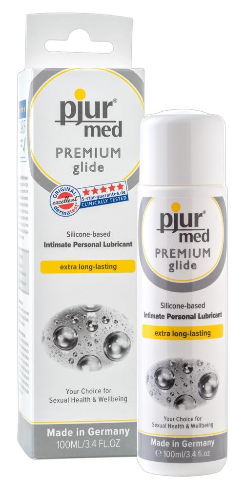 Pjur med - prémiový lubrikační gé (100 ml)