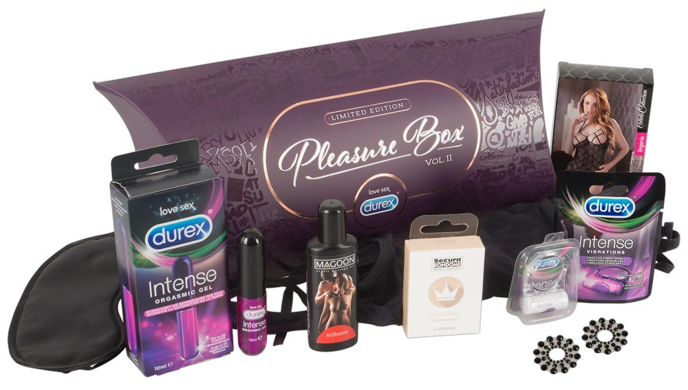 Pleasure Box 2 Ltd. Edition