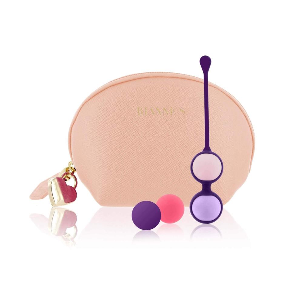 Riannes Essentials Pussy Playballs - venušine guličky (sada)